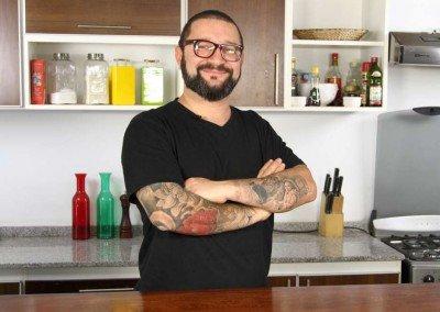 Chef Sebastian Juarez